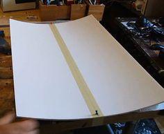 Make a Roman Scutum (Curved Shield)