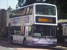 Double Decker Bus, Commercial Vehicle, Legoland, My Face Book, Book Pages, Transportation, Paintings, Facebook, Website