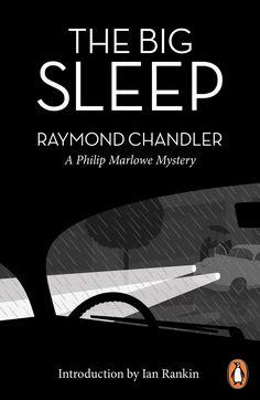 Ian Rankin, The Big Sleep, Raymond Chandler, Books, Movie Posters, Libros, Book, Film Poster, Book Illustrations