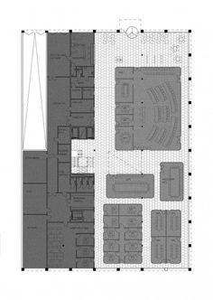 General Architecture | Täby Kommunhus
