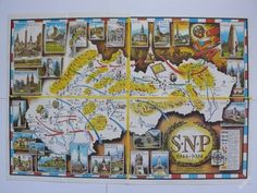 KUBAŠTA-MAPA SNP 1974