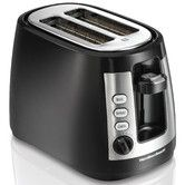 Found it at Wayfair - 2 Slice Toaster with Warm Mode