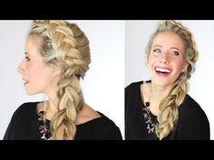 How to: Side Dutch Braid - YouTube
