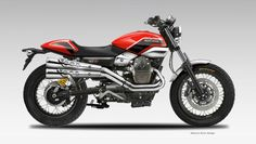 Moto Guzzi X Scrambler by Oberdan Bezzi Guzzi V7, Moto Guzzi, Super 4, Scrambler, Cars And Motorcycles, Bike, Wheels, Motorbikes, Bicycle