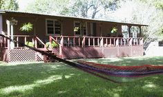 Blanco River Cottages, $135 per night