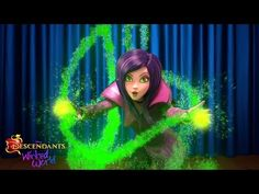 Episode 25: Evil Among Us | Descendants: Wicked World - YouTube