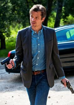 Smooth and cool Raylan Givens