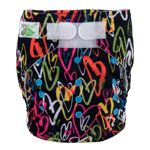 Elite One Size Diapers Amore Aplix