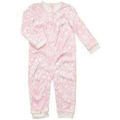 JUMPSUIT - ENTERIZO Termico en Microfleece 216A197 $35.000,00COP  La bebé estara calientita en esta pijama de microfleece, el complemento perfecto para dormir y divertirse. Hermosa! Los botones de la cabeza a los pies ayudan a que los cambios de pañal sean rápidos y...