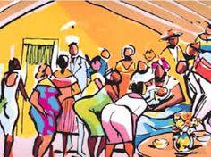 Agenda Cultural RJ: Exposição com gravuras de Carybé para livro de Jor...