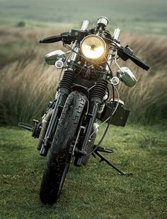Kawasaki en 454 ltd by Dust-Motorcycles (via the Bike Shed)