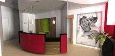 Studio dentistico a Rovereto (Trento) 6 - Rendering -