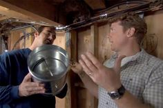 with HVAC contractor Eric Downs | thisoldhouse.com | from How to Properly Vent a Bathroom