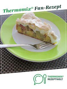 Rhabarber Kuchen von petzi408. Ein Thermomix ® Rezept aus der Kategorie Backen süß auf www.rezeptwelt.de, der Thermomix ® Community.