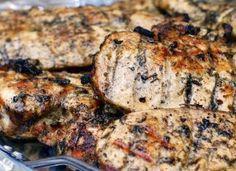 Greek Marinade for Chicken, Steak & Pork Beef Ramen Recipe, Ramen Recipes, Steak Recipes, Pork Recipes, Chicken Recipes, Recipies, Greek Roasted Potatoes, Beef Gyro, Greek Dinners