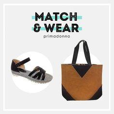 today's #matchandwear #Primadonna #primadonnaph  Visit at upper ground floor #SMStaMesa #fashionforward