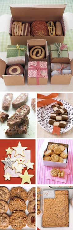 34 cookie recipes good for shipping