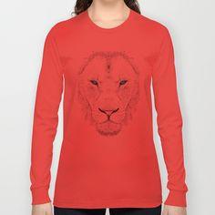 aslan Long Sleeve T-shirts by creaziz - $28.00