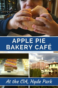 Apple Pie Bakery Cafe at the CIA in Hyde Park, NY - A Mom's Review