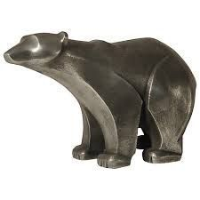 art deco bear - Google Search