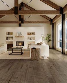 66 best farmhouse living room remodel ideas (57)  #livingroomremodeling