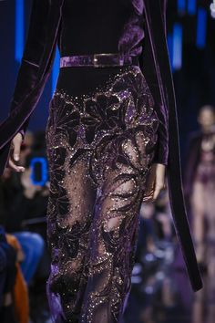 "chanelbagsandcigarettedrags: ""Elie Saab Fall 2017 """