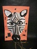 zebra mask 2