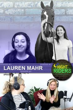 Late Night Riders #48 - Lauren Mahr: Staying Fit With Your Horse - @YouTube | In this episode, we talk to the founder of The Fit Equestrian, Laren Mahr. Lauren tells us about how she started her business and the benefits of working out separately from your horse. In our Canter Banter segment, she shares a fun recipe to take on the go! #equestrian #lifestyle #podcast #horses #equestrianlifestyle #latenightriders #lnr #rammfence
