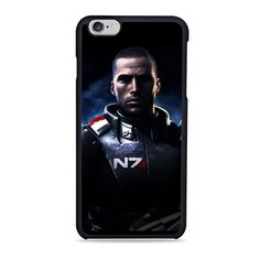 Mass Effect 3 iPhone 6 Case