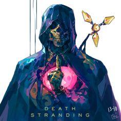 death stranding fanart , Hieu May Character Concept, Character Art, Concept Art, Character Design, Dead Stranding, Videogames, Kojima Productions, Dark Souls Art, Meme Pictures