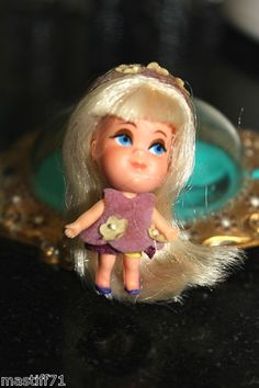 Lilac Locket Liddle Kiddle