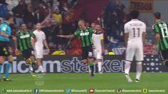 Filmato su football gol calcio serie a sassuolo esultanza neroverde cannavaro via diggita #SerieA