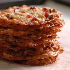 Florentiner mit Cranberries Rezept | Küchengötter
