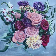 Georgina Saunders (@georginasaundersart) • Instagram photos and videos Photo And Video, Rose, Videos, Flowers, Plants, Photos, Instagram, Art, Art Background