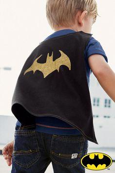 Buy Blue Batman® T-Shirt (3mths-6yrs) from the Next UK online shop