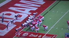 "Mack Wilson, Freshman LB, catches TD pass! Via InsideBamaRecruiting on Twitter: ""TD!! @iam__mw3o #BamavsKentSt #MacTruck #Alabama #RollTide #Bama #BuiltByBama #RTR #CrimsonTide #RammerJammer"