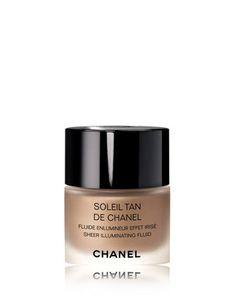 CHANEL SOLEIL TAN DE CHANEL SHEER ILLUMINATING FLUID - Neiman Marcus