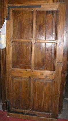 Porte in legno vecchio - porte artigianali in legno antico | Addobbi ...