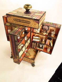 "Syracuse: Jim The Gentleman Crafter's ""Rare Oddities"" - $95"