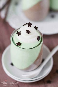Easy Mint Chocolate Cream | 29 Heavenly Treats For Mint Chocolate Chip Lovers