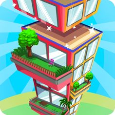 Tower Builder: Build It is an arcade game where your goal is to build the tallest skyscraper in the city. While your at it though, since the game has online scoreboards, why not try to build the hig Fun Games, Games To Play, Construction Games, Tower Games, Window Repair, Tower Building, Phone Games, Android Hacks, Strategy Games