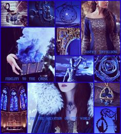 Tribute to the Blue Ajah of the White Tower - The Wheel Of Time Series. Justice unyielding, fidelity to the cause, for the salvation of the world.