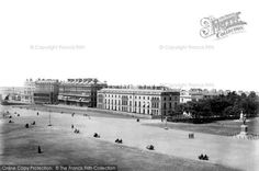 Plymouth, Esplanade And Hoe 1889, from Francis Frith