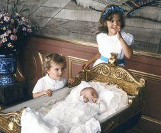 Crown Princess Victoria, Prince Carl Philip and Princess Madeleine of Sweden Princess Victoria Of Sweden, Crown Princess Victoria, Victoria Prince, Baby Prince, Prince And Princess, Madeleine Of Sweden, Royal Families Of Europe, Swedish Royalty, Prince Carl Philip