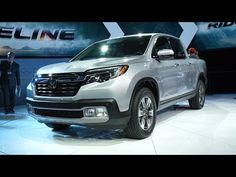 2017 Honda Ridgeline: Everything You Ever Wanted to Know - YouTube