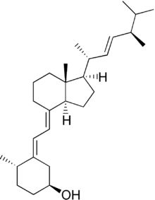 Dihydrotachysterol (DHT) is a synthetic vitamin D analog activated in the liver that does not require renal hydroxylation like vitamin D2 (ergocalciferol) and vitamin D3 (cholecalciferol). DHT has a rapid onset of action (2 hours), a shorter half-life, and a greater effect on mineralization of bone salts than does vitamin D