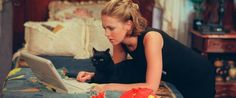 """Melissa Joan Hart's character was 16 years old when the show started, while the actress herself was 20. 