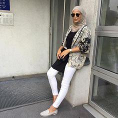 😎 hijabi style