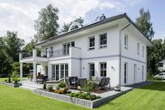ARGE-HAUS: Modern, Chic und Massiv - http://www.immobilien-journal.de/hausbau-nachrichten/hausbau-tipps/arge-haus-modern-chic-und-massiv/