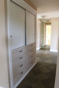 Cabinets Before - The Inspired Room